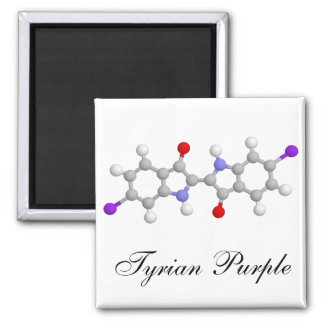 Tyrian lilor magnet