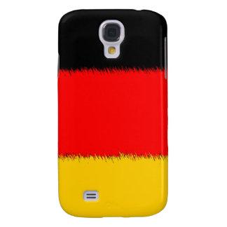 Tysk flagga galaxy s4 fodral