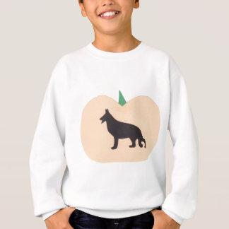 Tysk herde för happy halloween t-shirts