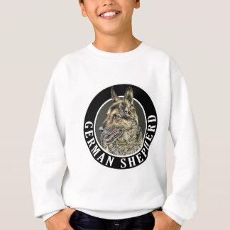 Tysk herde (schäfer) 002 t shirt