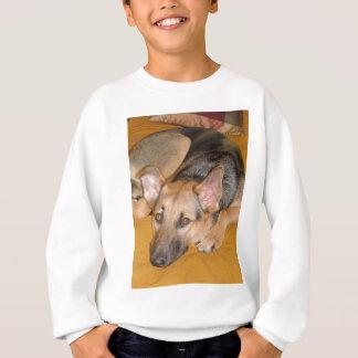 Tysk herde t shirt