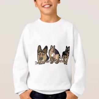 Tysk herde tee shirts