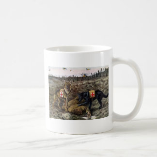 Tysk herdemugg kaffemugg