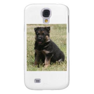 """Tysk herdevalp """"Caitie """", Galaxy S4 Fodral"""
