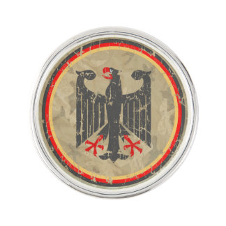Tysk örn kavajnål