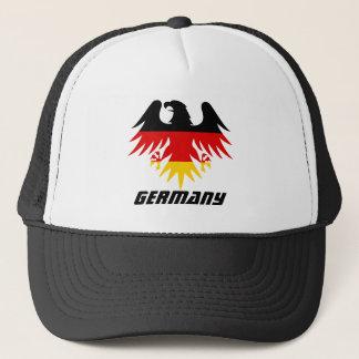 Tysk örnvapensköld keps