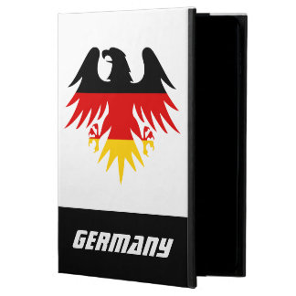Tysk örnvapensköld powis iPad air 2 skal