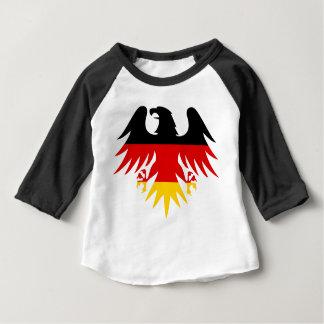 Tysk örnvapensköld t-shirt