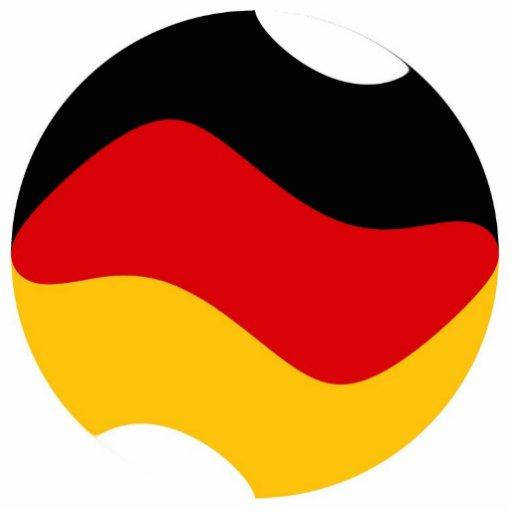 Tysk prydnad cut out