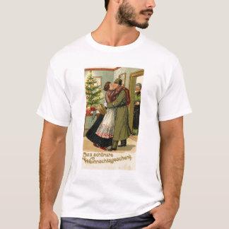 Tysk soldatjul för Retro vintage T Shirt