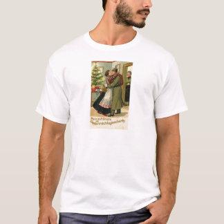 Tysk soldatjul för Retro vintage Tee Shirts