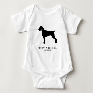 Tysk Wirehaired pekare T-shirt