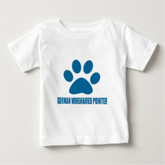 TYSKA WIREHAIRED PEKAREHUND DESIGN T-SHIRT