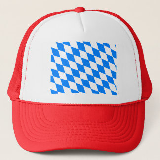 Tyskland Bayern flagga Truckerkeps