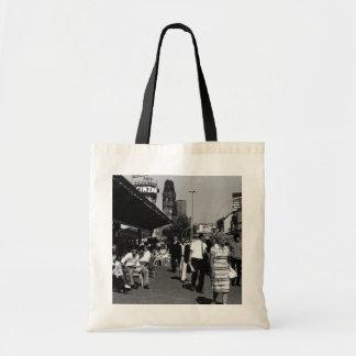 Tyskland Berlin derkurfürstendamm 1970 för BW Tote Bags