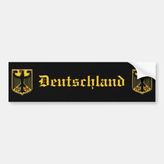 Tyskland bildekal