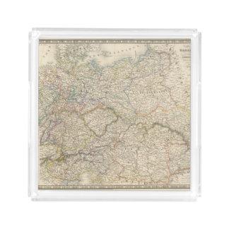 Tyskland Central Europe Bricka