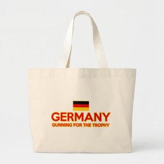 tyskland degign tote bag