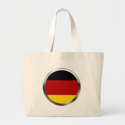 Tyskland flagga av tysklanda Deutschland Flagge Tygkasse