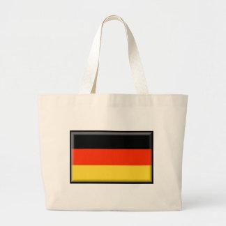 Tyskland flagga tygkasse
