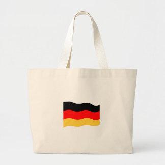 Tyskland flagga jumbo tygkasse