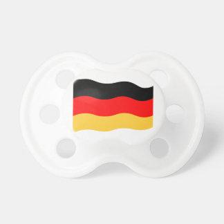 Tyskland flagga napp