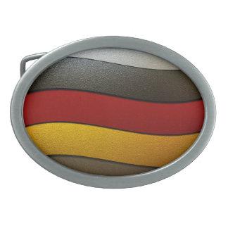 Tyskland flaggaFärg-Krom av Shirley Taylor