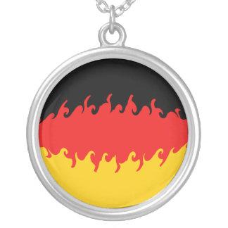 Tyskland Gnarly flagga Smycken