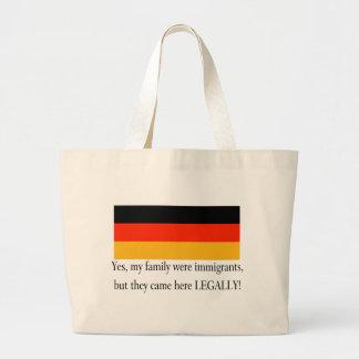 Tyskland Jumbo Tygkasse