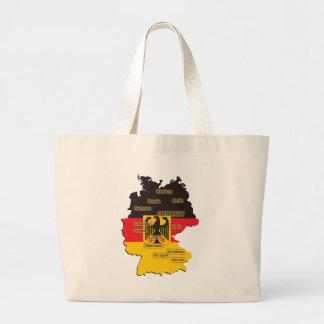 Tyskland karta tygkasse