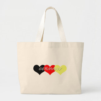 Tyskland Tote Bags