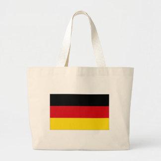 Tyskland medborgareflagga tygkassar