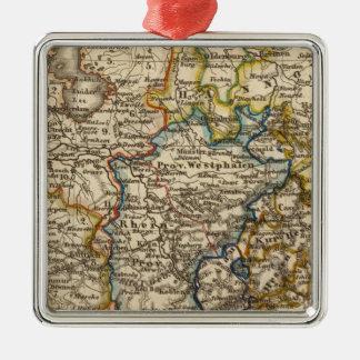 Tyskland, Nederländerna och Belgien Julgransprydnad Metall