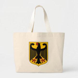 Tyskland vapensköld jumbo tygkasse