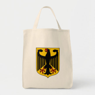 Tyskland vapensköld mat tygkasse