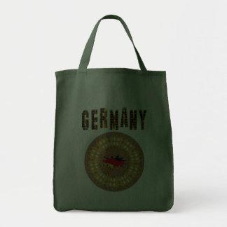 Tysklanda Einkauf hänger lös Tygkassar