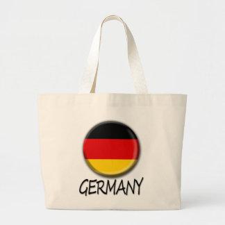 Tysklandet hänger lös tote bag