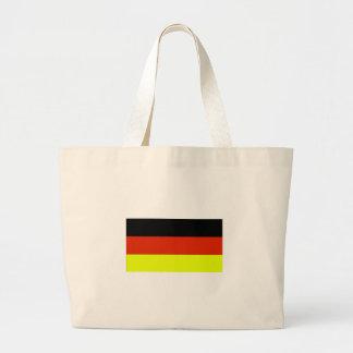 Tysklandet hänger lös tygkassar