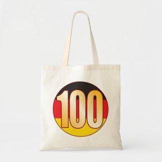 TYSKLANT guld 100