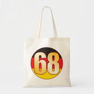 TYSKLANT guld 68