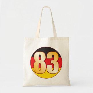 TYSKLANT guld 83
