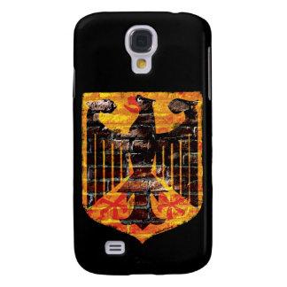 Tyskt fodral för örnvapensköldSamsung galax S4 Galaxy S4 Fodral