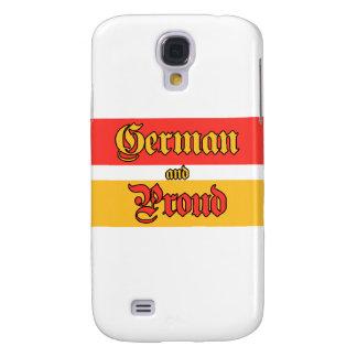 Tyskt och stolt galaxy s4 fodral