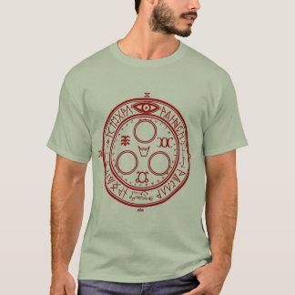 Tyst backegloria av solen (försegla av Metatron), Tshirts
