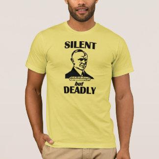 Tyst men dödligt tee