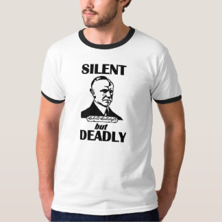 Tyst men dödligt tröja