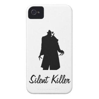 Tyst mördare iPhone 4 case
