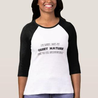 Tyst naturskjorta t shirts