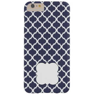 Tyst Quatrefoil Barely There iPhone 6 Plus Skal
