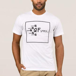 Tystnaden filmar t-skjortan 1997 tröjor